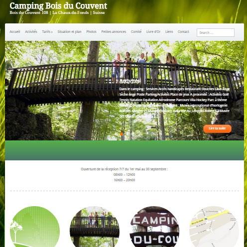 Bois du Couvent (Camping)