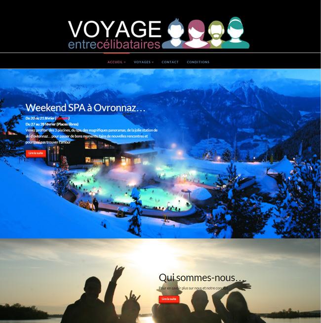 Voyage Entre Célibataires