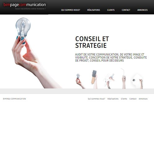 Bimpage Communication (Agence de communication)