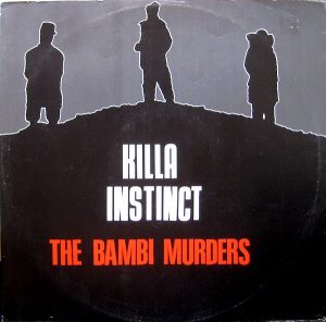 KillaInstinct - Bambi Murder - Single