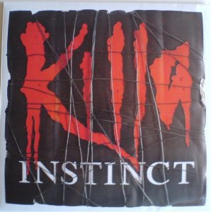 KillaInstinct - Inhuman Monster - Single