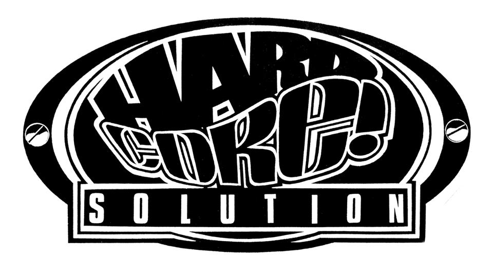 Logo - hardcore solution dekor 216 krew