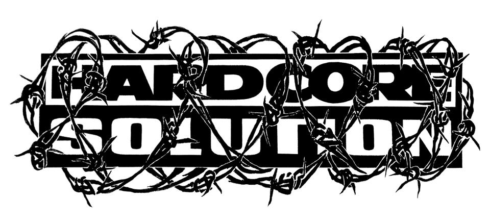 logo - hardcore solution barbelés dekor 216 krew