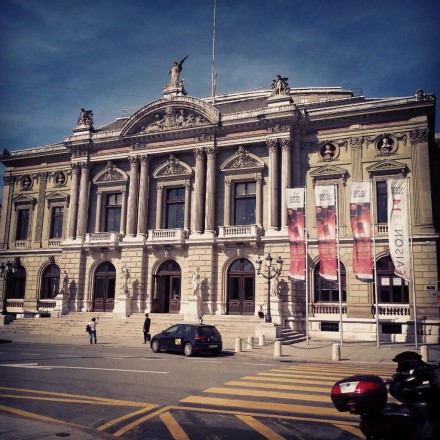 Grand Theatre of Geneva